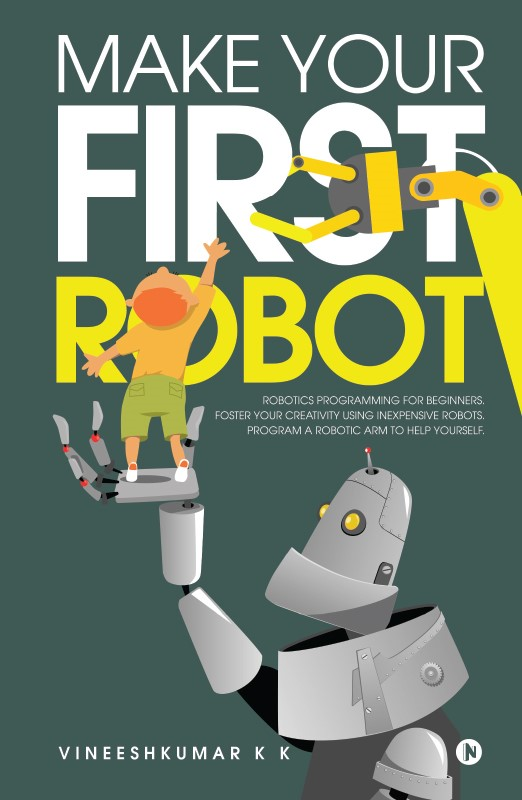 Make Your First Robot - cover 2_Rev-2.indd